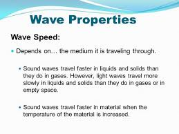 Does Light Travel Faster Than Sound images Why does sound usually travel faster in solids than liquids or jpg