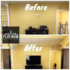 home theater installations 5 1 dayton in wall speakers u2013 platinum audio visual