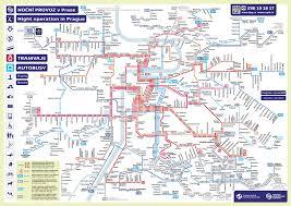 Transport Map Prague Metro Map In Pdf Weather In Prague Prague Guide Eu
