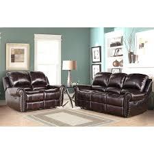 Top Grain Leather Reclining Sofa Top Grain Leather Recliner Sofa Brightmind
