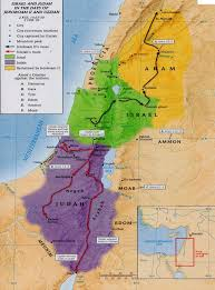 Map Of Israel And Syria by Life In Ancient Palestine Transjordan And The Conspiracy Of