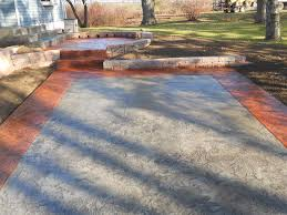 Stamped Concrete Patio Maintenance 5 Budget Friendly Stamped Concrete Ideas Best Concrete Concepts