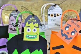 halloween party favor bag halloween party favor bags