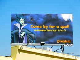 daily billboard halloween week disneyland just got spookier