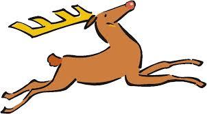 imagenes animadas de renos de navidad reno de la navidad clip art gif gifs animados reno de la navidad 99395