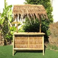 nipa tiki bar made from eco friendly bamboo this tiki bar is