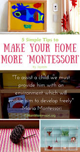 5 simple tips to make your home more montessori trillium montessori