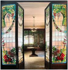 victorian glass door panels 453 best stained glass art images on pinterest glass art