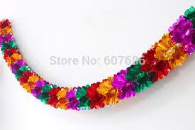 aliexpress buy wholesale 12 pieces colorful hanging foil