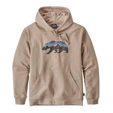 patagonia men u0027s fitz roy bear midweight hoody