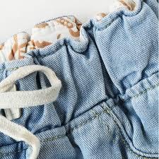 pattern jeans tumblr tumblr 90s style ripped cuffed denim pants mermaid freak