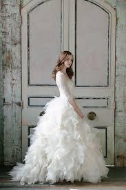 palermo wedding dress how to be cozy in your fall wedding dress glam radar
