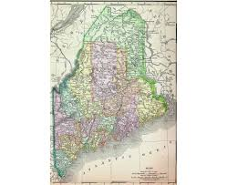 Maine State Usa Map by Maps Of Maine State Collection Of Detailed Maps Of Maine State