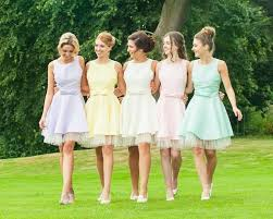 wedding bridesmaid dresses pastel bridesmaid dresses new wedding ideas trends
