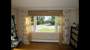 bedroom window treatment ideas pictures bedroom curtain ideas large windows youtube