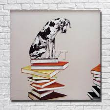 Great Dane Home Decor Compare Prices On Artwork Dog Online Shopping Buy Low Price