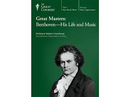 beethoven biography in brief great masters beethoven his life and music the great courses