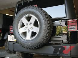 jeep yj rear bumper tweaking an icon upgrading our jeep wrangler unlimited rv magazine