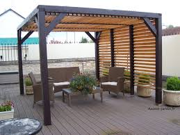 Pergola Ideas Uk by Roof Screen On Pergola To Front Door Great Shadowing Effect