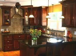 kitchen ideas dark cabinets dark atmosphere of kitchen cabinets