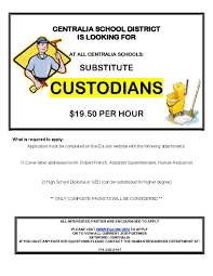classified opportunities u2013 human resources u2013 centralia elementary