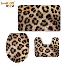 Cheap Bathroom Sets by Online Get Cheap Leopard Print Bathroom Sets Aliexpress Com