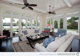 Beautiful Living Room Interior Design Ideas Home Design Lover - Colonial living room design