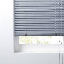 colours concordi grey venetian blind w 120 cm l 180 cm