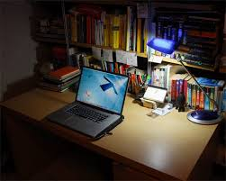 How To Keep Your Desk Organized How To Be Able To Clean Your Desk In 5 Minutes Apartment Therapy