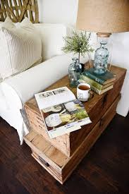 Diy End Tables Accent Table Decorating Ideas Coffee Tables And