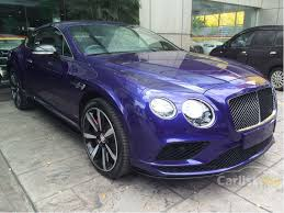 purple bentley mulsanne bentley continental gt 2015 v8 4 0 in kuala lumpur automatic coupe