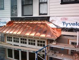 bow window copper roof by castle slate roofing calculator published at 1632 1232