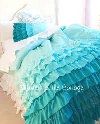 Waterfall Comforter Ruffle Duvet Covers Twin U2013 De Arrest Me