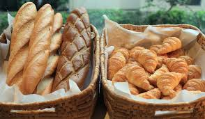 baguette cuisine baguette and croissant stock photo image of fresh cuisine