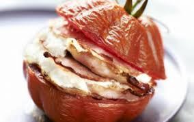 comment cuisiner le coeur de boeuf recette tomate de coeur de boeuf snackée au bacon et à