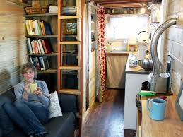tiny home furnishings using your big ideas to make a tiny homes that are big on storage hgtv s decorating design blog