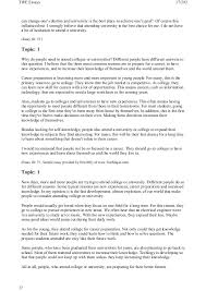 Reason For Job Change In Resume by 185 Toefl Writing Topics And Model Essays