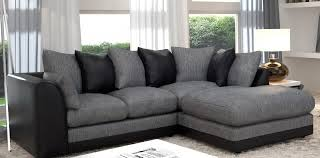 Charcoal Sectional Sofa Grey Sectional Couches Leather Based Couch Throughout Inspiration