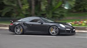 custom porsche wallpaper porsche 991 turbo s w techart wheels custom exhaust youtube