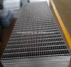 Floor Grates by Serrated Steel Floor Grating Platform Steel Grating Galvanized