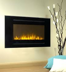 caesar 40 flat wall mount electric fireplace panel amazon napoleon