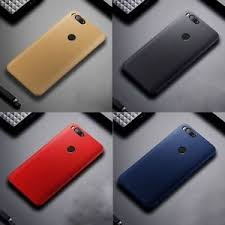 Xiaomi Mi A1 Xiaomi Mi A1 Thinnest Matte Finish 4 Cut Back Cover