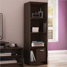 South Shore Shelf Bookcase Brown Bookcases Foter