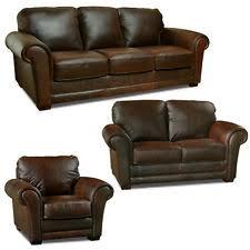 Distressed Leather Sofa Brown Distressed Leather Sofa Ebay