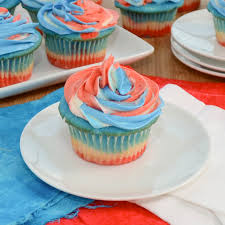 Red And Teal Kitchen by Sweet Pea U0027s Kitchen Red White And Blue Cupcakes
