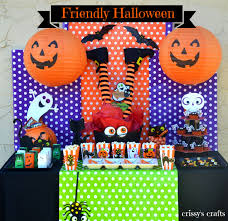 Halloween Crafts For Kindergarten Party by Crissy U0027s Crafts Kid Friendly Halloween Party