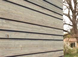 soubassement bois kit le bardage u2013 architecture bois magazine u2013 maisons bois