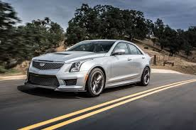 2016 cadillac ats v sedan auto coupe manual first test