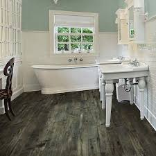 Rustic Bathroom Tile - florim usa vintage wood look dark porcelain tile rustic