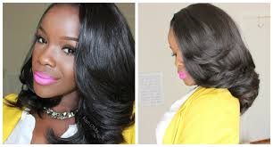how to do pin curls on black women s hair bouncy hair with pin curls request youtube